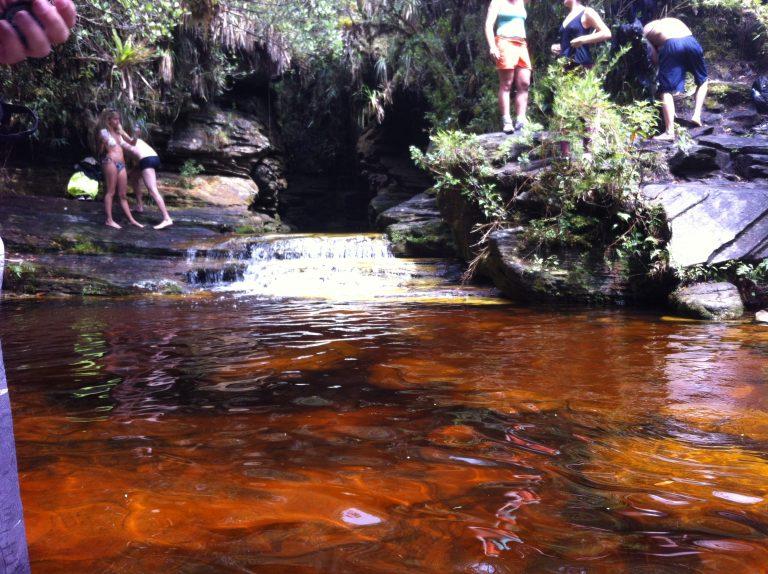 Águas Vermelhas – Ibitipoca/MG