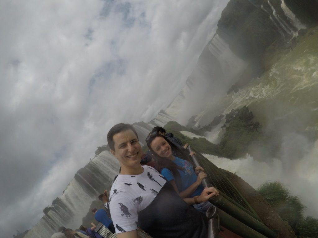 Cataratas do Iguaçu (Brasil): água sem fim
