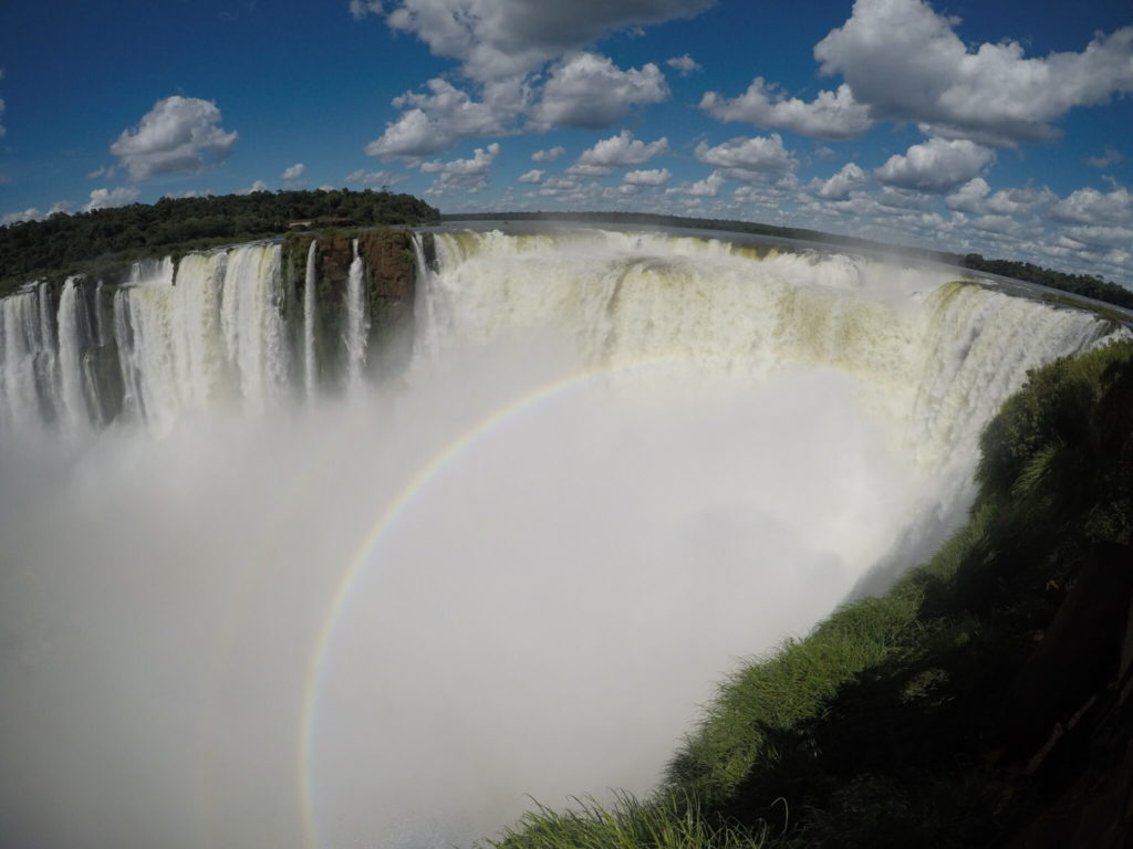 Cataratas del Iguazu: Um verdadeiro Parque Nacional