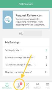 renda extra helpling