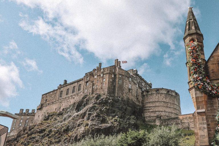 Principais atrações em Edimburgo para fãs de Harry Potter