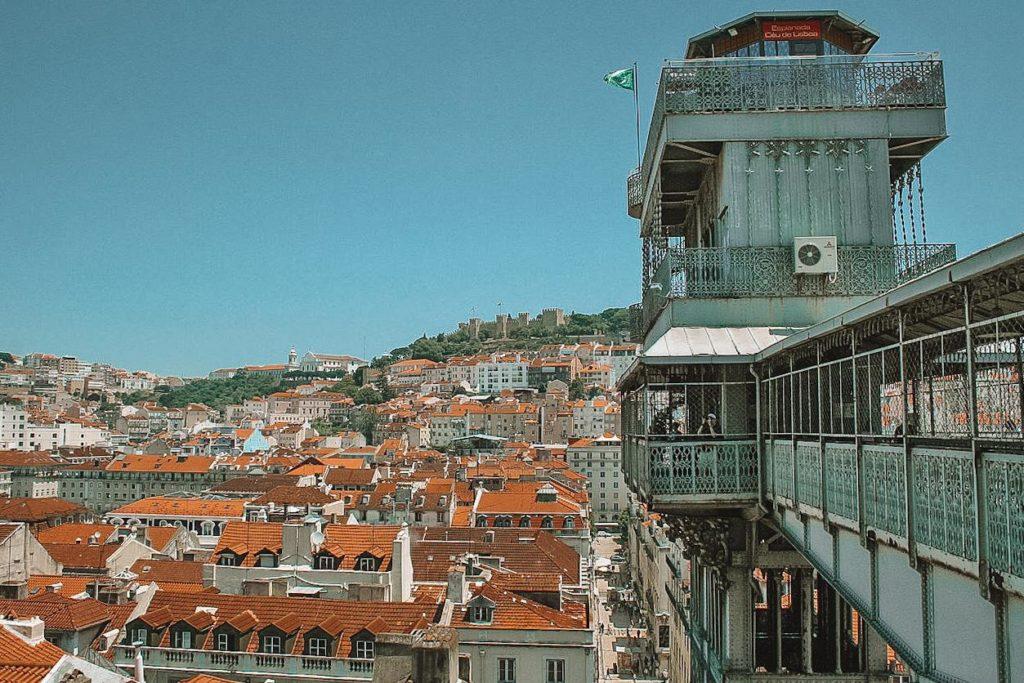 Roteiro de 3 dias em Lisboa, capital de Portugal (dia 2)