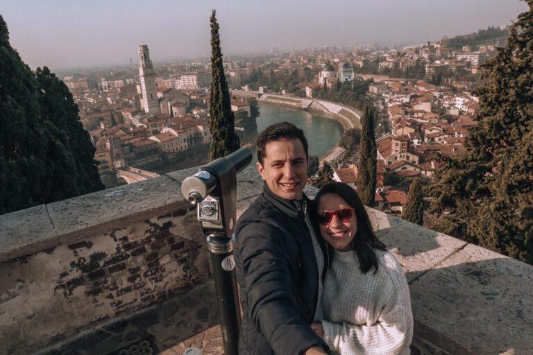 Castelo San Pietro - Verona
