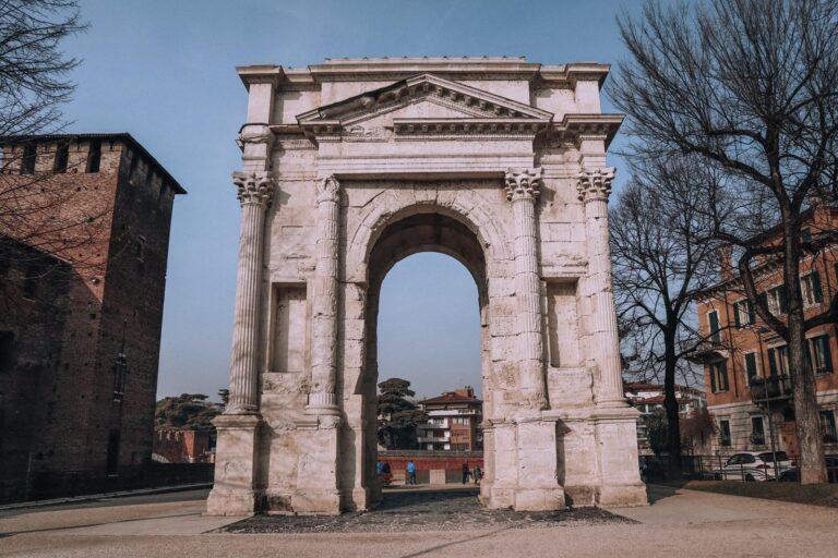 Ponte Scaligero e Arco dei Gavi