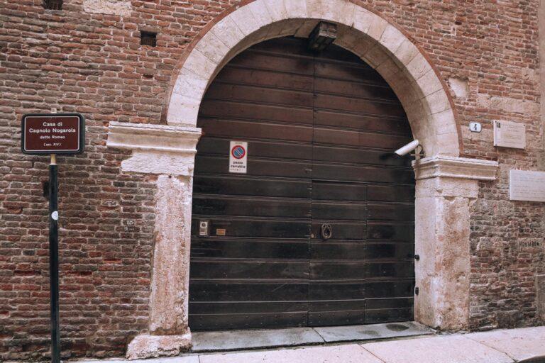 Casa do Romeu - Verona