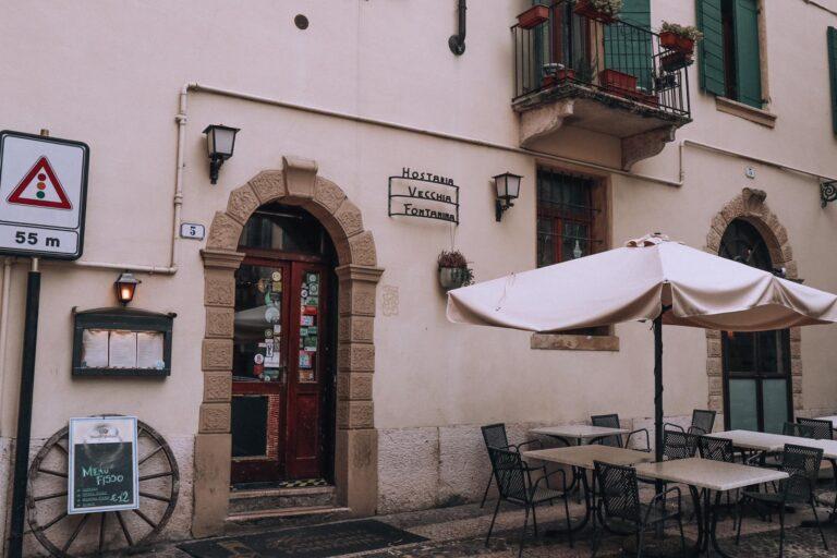 Hostaria La Vecchia Fontanina - Verona